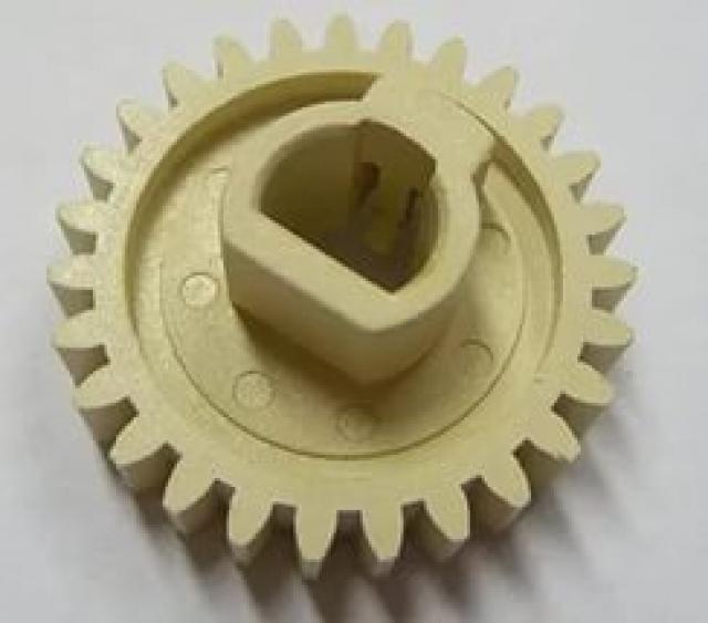 Шестерня 27T резинового вала HP LJ P2035/2055 (RU6-0690) (Россия)