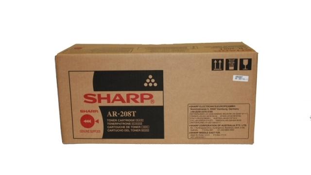 Тонер-картридж SHARP AR203/5420 (o) AR-208T