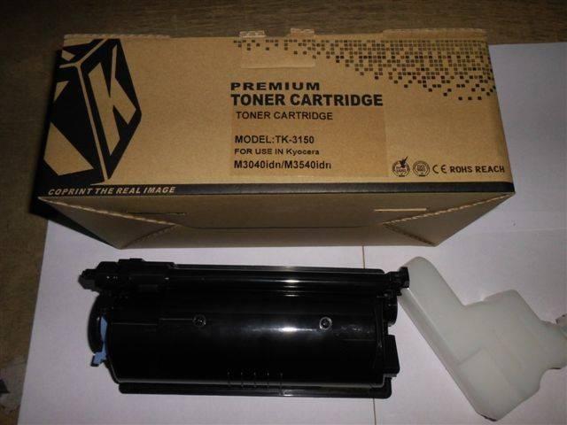 Тонер-картридж Kyocera TK-3150 M3040IDN/M3540IDN  14.5K (С ЧИПОМ) JPN