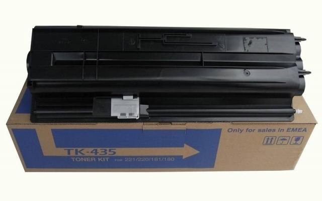 Тонер-картридж Kyocera TK-435 TASKalfa-180/220/181/221 (15000 коп.) TK-435