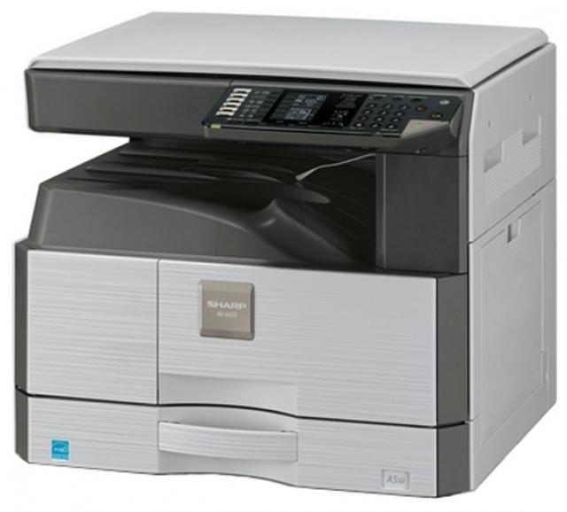 МФУ SHARP AR6020VE A3, Копир, SPLC-принтер, Цв. Сканер, Крышка, SOPM, SRU, E-sort, USB + комплект