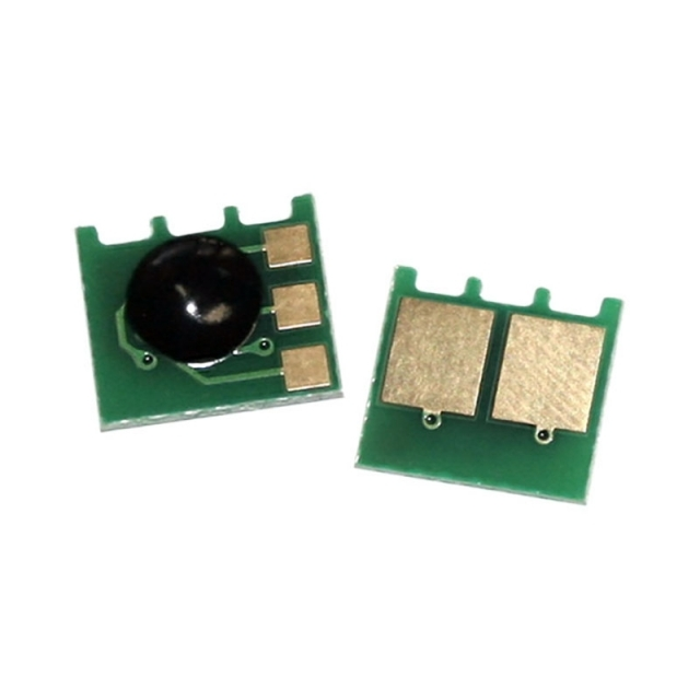 Чип к картриджу HP CP1025/CP1525/CM1415  желтый SC U32-2