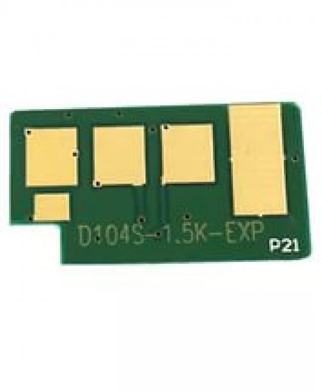 Чип Samsung ML-1660/65/1860/65/SCX-3200/3205 (MLT-D104S/SEE) (1.5K) (ELP,Китай)