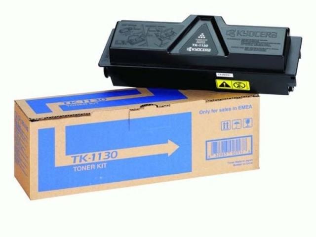 Тонер-картридж Kyocera TK-1130 FS-1030MFP, 1030MFP/DP, 1130MFP (о)