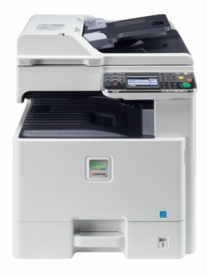МФУ Kyocera M8124cidn (А3, 24/12 ppm A4/A3 1,5 GB, USB, Network, дуплекс, автоподатчик, пуск. комп.)