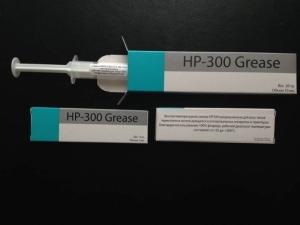 Смазка для термопленки HP/CANON HP-300 (4 гр./2 мл. шприц в коробке) фас. Россия