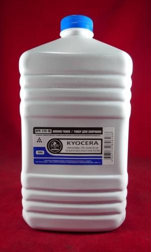 Тонер Kyocera KPR-220-1K (TK-3130/1150/1160/1170)  1кг фл B&W Premium (Tomoegawa) фас. Р-я