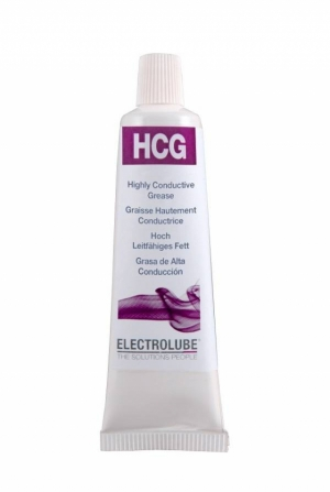 Токопроводящая смазка Electrolube Highly Conductive Grease. Применяется при t до +100'С (Katun)