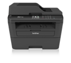 Лазерное МФУ Brother MFC-L2740DWR 4в1, A4, 2400*600 т/д, 30 стр/м/64Мб/Duplex/DADF USB/Eth/WiFi, сен