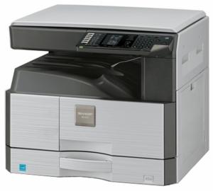МФУ SHARP AR6020D A3, Копир, SPLC-принтер, Цветной Сканер, DUPLEX, SOPM, SRU, E-sort, USB + комплект