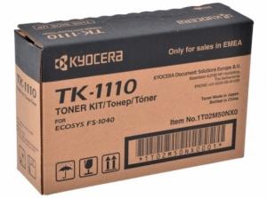 Тонер-картридж Kyocera TK-1110 2500 стр. FS1040/1020MFP/1120MFP (o)