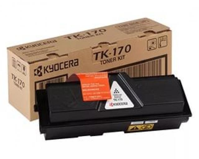 Тонер-картридж Kyocera TK-170 FS-1320/1370D (o) (7 200 копий)