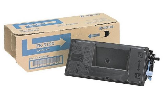 Тонер-картридж Kyocera TK-3100 FS-2100D/2100DN  12 500 стр.