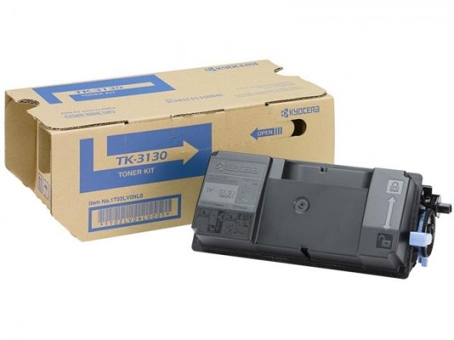 Тонер-картридж Kyocera TK-3130 25000стр для FS-4200DN/FS-4300DN (о)