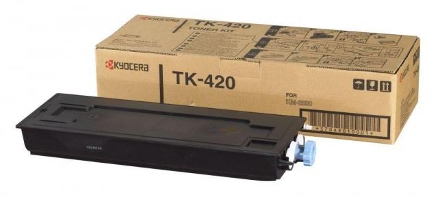 Тонер-картридж Kyocera TK-420 KM-2550 15K JPN